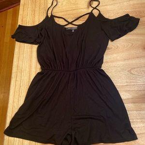 One Clothing Black Romper